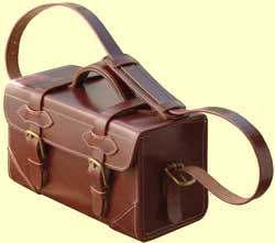 Leather Cartridge Carrier